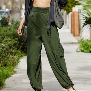 Free People Roundhouse Kick Pants Jogger Track